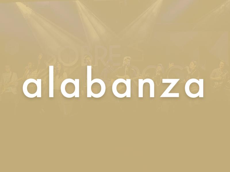 3. Thumbnails blur Alabanza